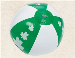 St. Patrick's Day Parade Mini Inflatable Ball | party supplies