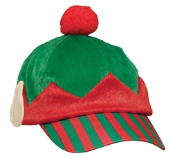 Elf Baseball Hat | Party Supplies