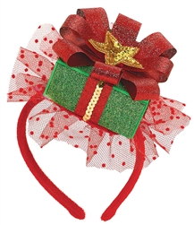 Christmas Gift Fascinator | Party Supplies