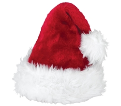 Deluxe Santa Hat | Party Supplies