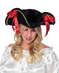 Buccaneer Hat - Women's | Party Supplies