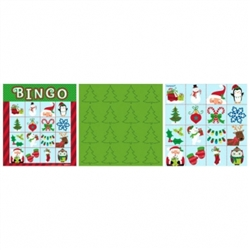Christmas Bingo Game | Party Supplies