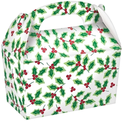 Holly Gable Boxes | Party Supplies