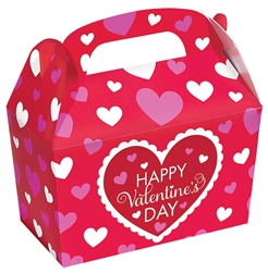 Valentine's Gable Boxes | Valentine's Day Boxes