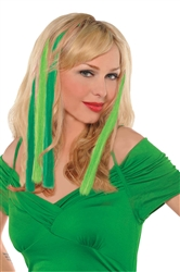 St. Patrick's Day Hair Extensions | party supplies
