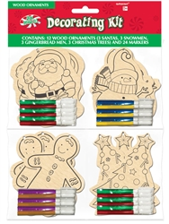 Mega Value Pack Ornament Decorating Kit | Party Supplies