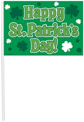 St. Patrick's Day Multipack Flags | party supplies