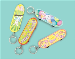 Easter Skateboard with Keychain | Party Supplies