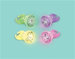 Easter Light-Up Ring | Party Supplies
