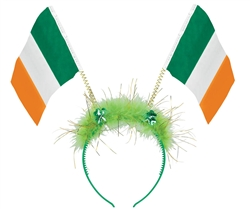 St. Patrick's Day Irish Flag Headbopper | party supplies