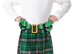 St. Patrick's Day Drinking Belt | party supplies
