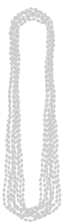 Silver Metallic Necklaces | Party Supplies