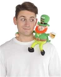 St. Patrick's Day Drinking Leprechaun Pal | party supplies