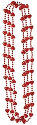 Mini Heart Necklaces | Party Supplies