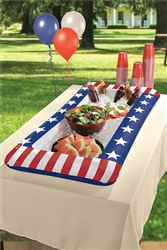 Patriotic Inflatable Cooler | Party Supplies