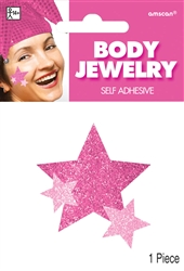 Pink Body Jewelry | Party Supplies