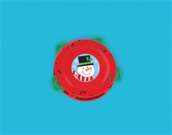 Christmas Tambourines | Party Supplies