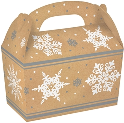 Kraft Gable Boxes | Party Supplies