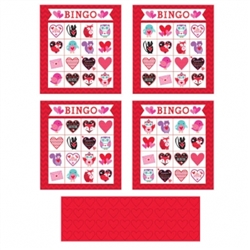 Valentine Bingo Game | Party Supplies