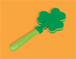 Shamrock Hand Clappers | Party Supplies