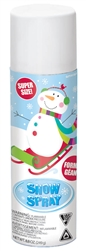 Spray Snow Value Size | Party Supplies