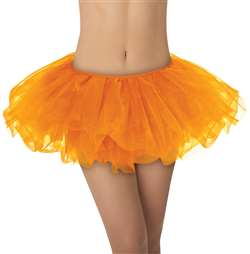 Orange Tutu | Party Supplies