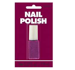Burgundy Nail Polish | Party Supplies