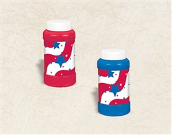 Patriotic Bubbles Favors | Party Supplies