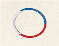 Patriotic Rubber Bracelet | Party Supplies