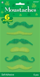 St. Patrick's Day Moustache Pack | party supplies