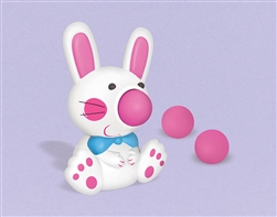 Poppin' Bunny & Eggs | Party Supplies