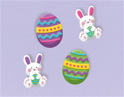 Easter 3-D Erasers | Party Supplies