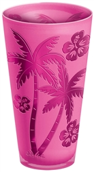 Palm Tree Molded 20 oz. Tumbler | Party Cups