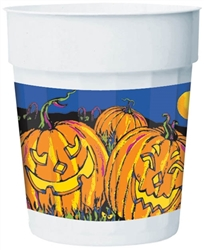 Halloween Night Party Cup | Party Supplies