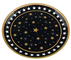 Hollywood Round Platter | Party Supplies