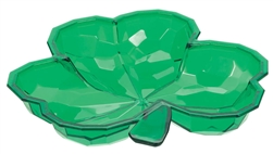 Small Shamrock Bowl | St. Patrick's Day Tableware