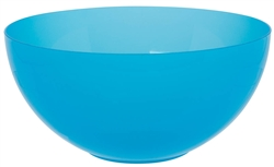 "Caribbean Blue 10"" Large Serving Bowl 