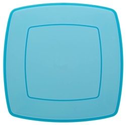 "Caribbean Blue 14"" Serving Tray 