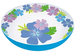 Floral Paradise Cool Round Bowl | Party Supplies