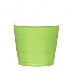 Kiwi Plastic 9 oz. Cups, 20ct. | party supplies