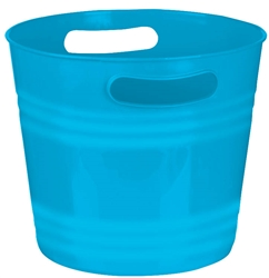 Blue Ice Bucket | Party Supplies
