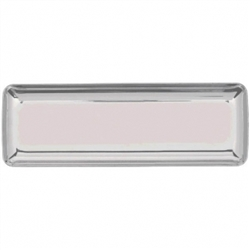 Mini Rectangular Trays - Silver | Party Supplies