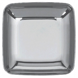 Mini Plates - Silver | Party Supplies