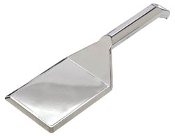 "Silver Plastic 9-3/4"" Spatula 