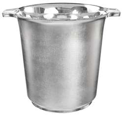 Ice Bucket - Silver | Party Supplies