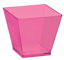 Pink 2 oz. Mini Cubes | Party Supplies