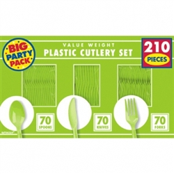 Kiwi Big Party Packs Value Window Box | St. Patrick's Day Tableware