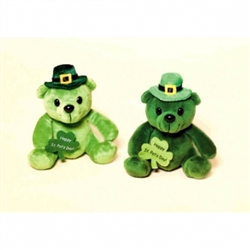 Leprechaun Bear Assortment | St. Patrick's Day Party Favors