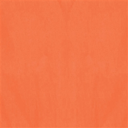 Orange Solid Tissue - 8/piece | Party Supplies