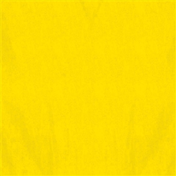 Yellow Solid Tissue - 8/piece | Party Supplies